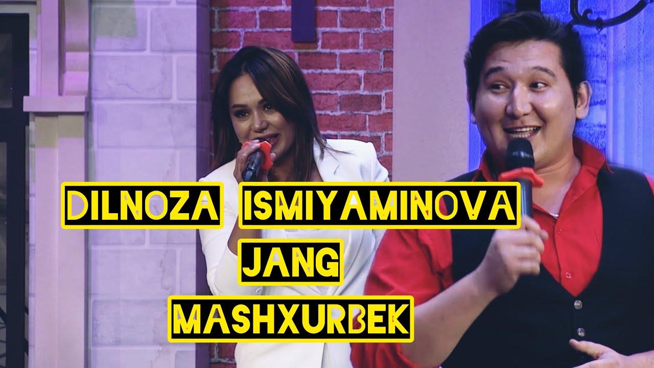 Mashxurbek va DIlnoza Ismiyaminova JANGI!