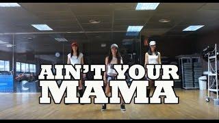 AIN'T YOUR MAMA - Jennifer Lopez / ZUMBA CON ANA PEREZ