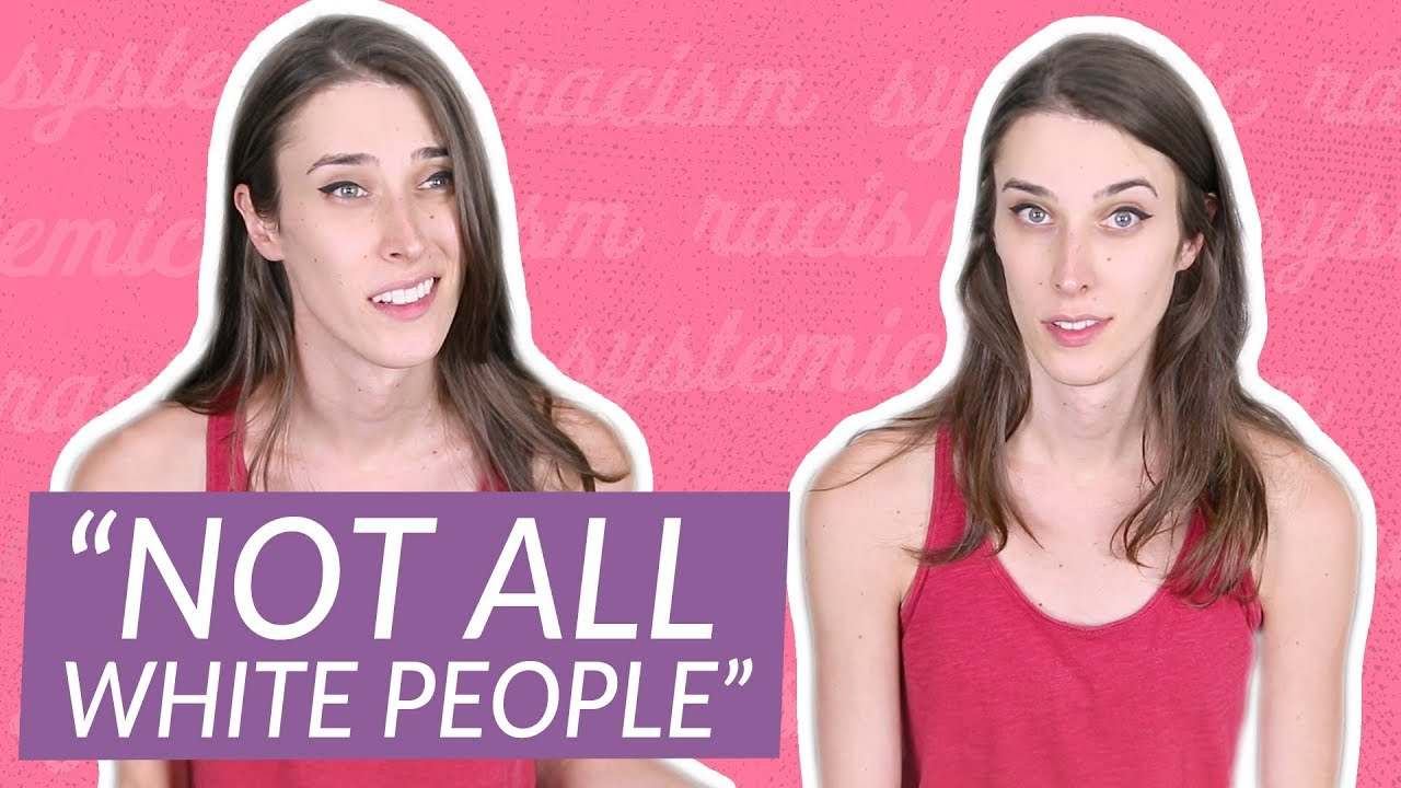 Not all white people? Reverse racism? Seriously? | Riley J. Dennis