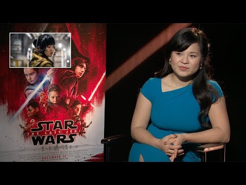 Download Youtube: Last Jedi Star Kelly Marie Tran Drops Exclusive Story Details