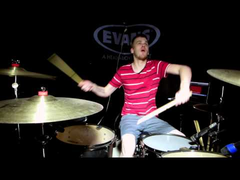 Stellar Kart - Can You Feel The Love Tonight (Disney Rock Remix) - Drum Cover - Brooks