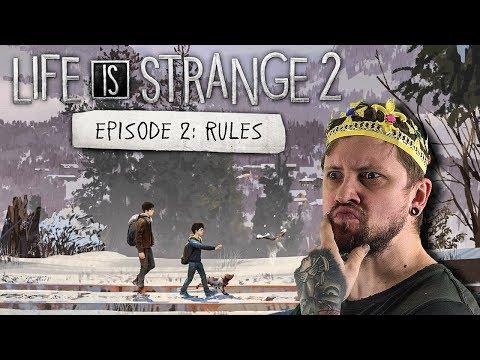 LIFE IS STRANGE 2 #2.1 -  W końcu prawdziwa zima! thumbnail