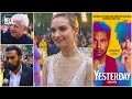 Yesterday Premiere - Lily James, Himesh Patel & Richard Curtis on a life without The Beatles