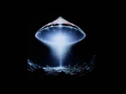 Vortex of an anchoring Ufo - into sound