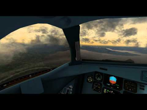 X Plane ATR 72-500 v1.10, EIDW to EGPC