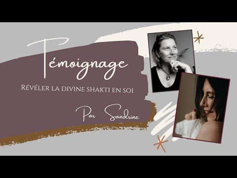 Révéler La Divine Shakti En Soi - Sandrine Massart - Naturopathe Et Sexothérapeute