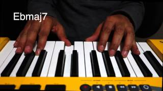 "How To Play Anthony Hamilton ""Can't Let Go"""