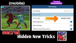 5 TRICKS & TIPS Must Need In PES 2018 MOBILE ( android/ios )