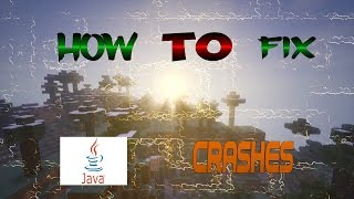 HOW TO FIX JAVA SE BINARY HAS STOPPED WORKING/ No MCVERSION ANNOTATION   Minecraft Fix   Tutorial