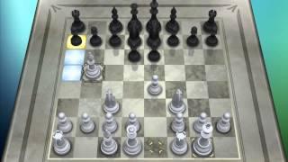 Как нельзя играть в шахматы. Спёртый мат