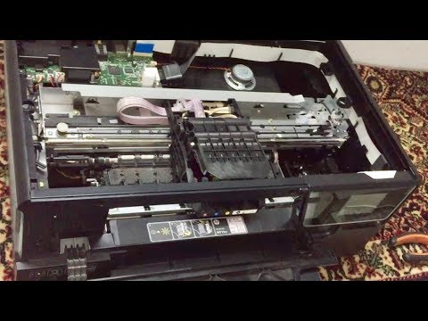 How To Remove Printhead Hp Officejet 6600 6700 Premium