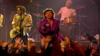 Смотреть клип The Rolling Stones - Honky Tonk Women (Live) - Official