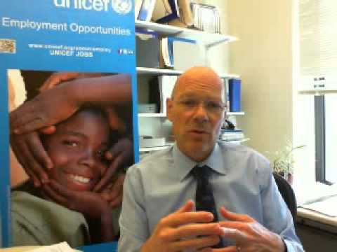 Rolf Schaller  Working for UNICEF, Q&A Session