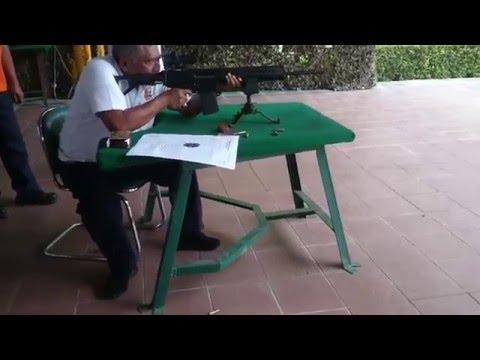 test SSX / SS3 7.62mm senjata baru PINDAD akurat....