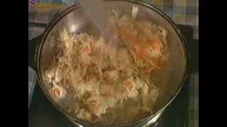 Кухня батюшки Гермогена - Щи из квашеной капусты