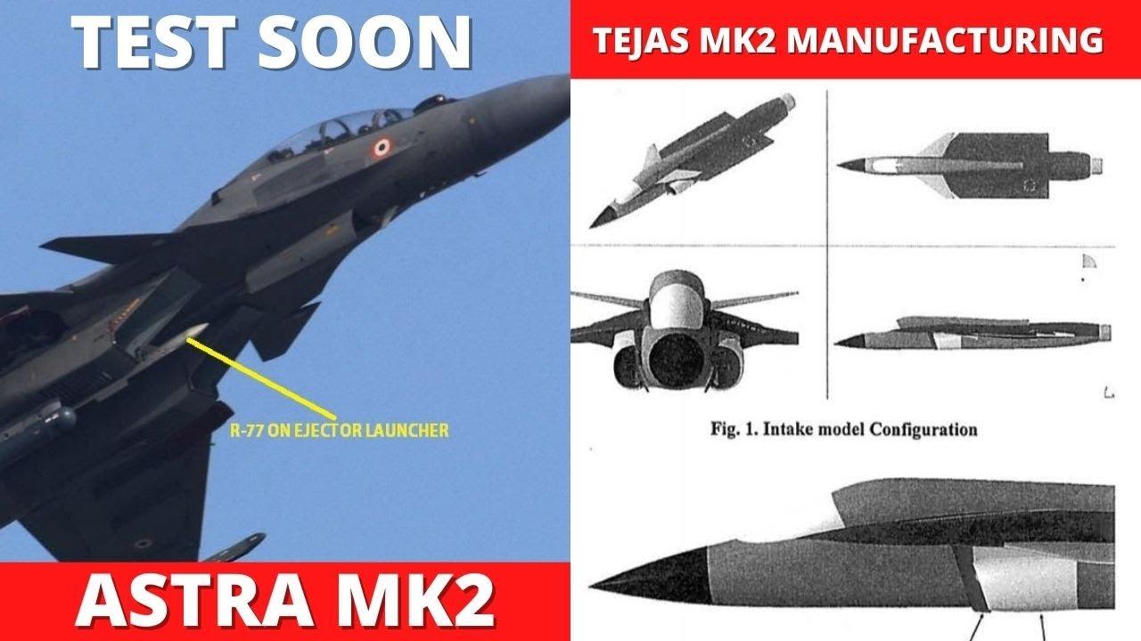 Su-30MKI software upgrades for Radar and Astra MK2 | AMCA Tender | Tejas MK2 manufacturing tender
