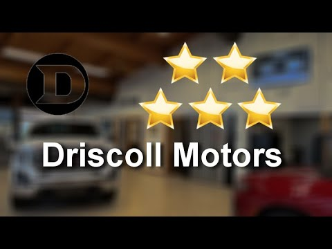 Driscoll Motors Pontiac  Amazing Five Star Review by Arlene Miller