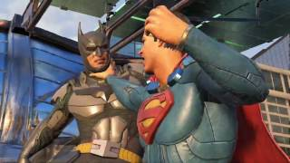 Injustice 2 Official Shattered Alliance: Part 1 Trailer