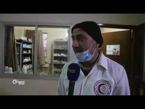 Damascus suburbs- Beit Sawa: medical complex destroyed in Syrian regime shelling P2, 6 2 2018