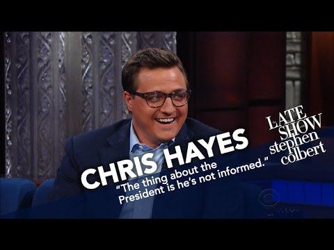Chris Hayes Senses Trump Lacks Something Called Principles