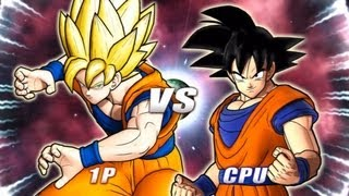 Dragonball Raging Blast 2 Battle Zone: Final Ultimate Zone Stamp Collection | Chaospunishment