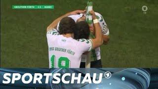 DFB-Pokal: Mainz scheitert in Fürth | Sportschau