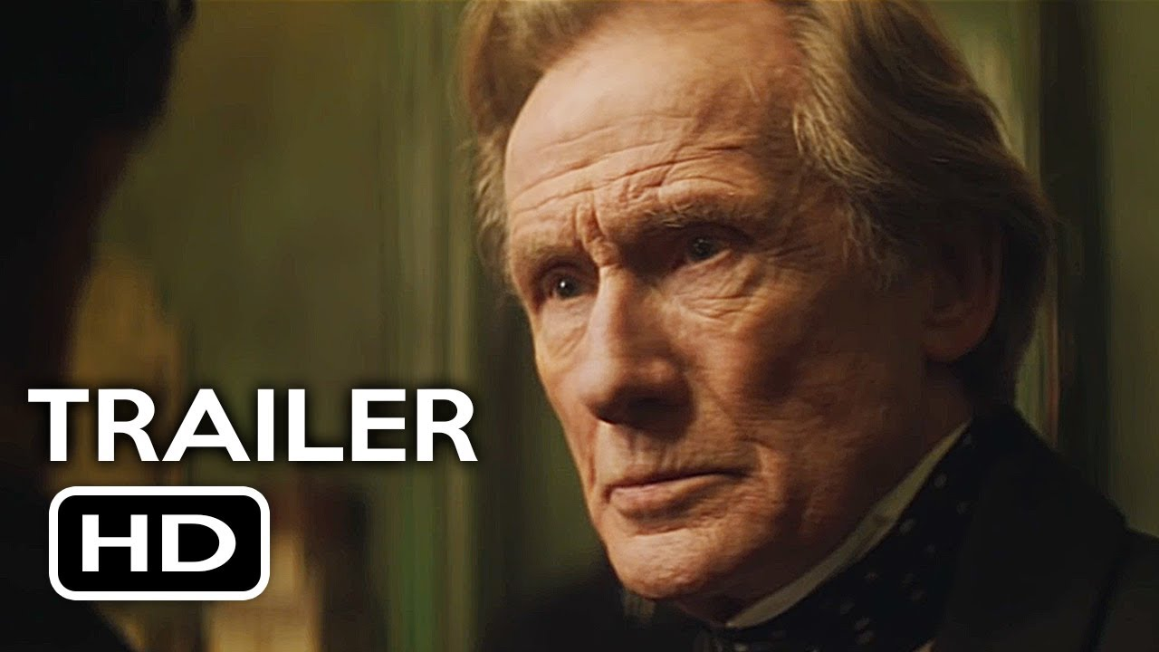 The Limehouse Golem Official Trailer 1 2017 Bill Nighy Olivia Cooke Thriller Movie Hd Youtube