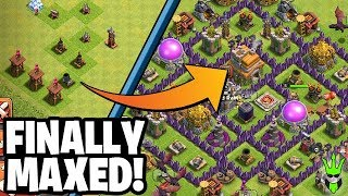 USING BOOK OF EVERYTHING TO MAX THIS RUSHED BASE! - Push That Rush Ep. 21 - Clash of Clans