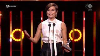 Angela Schijf wint de Zilveren Televizier-Ster Actrice | Gouden Televizier-Ring Gala 2017