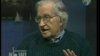 Chomsky on Dershowitz