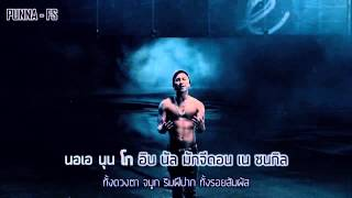karaoke thai sub taeyang eyes nose lips mv