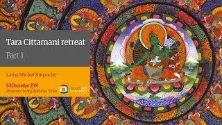 Tara Cittamani retreat (English – Italian) – 6/8 December 2014
