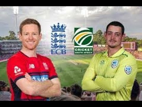 Power Bank England Side Win 3rd T20i By 05 Wickets - Eng V SAfrica T20i 2020 - Wining Series 2-1