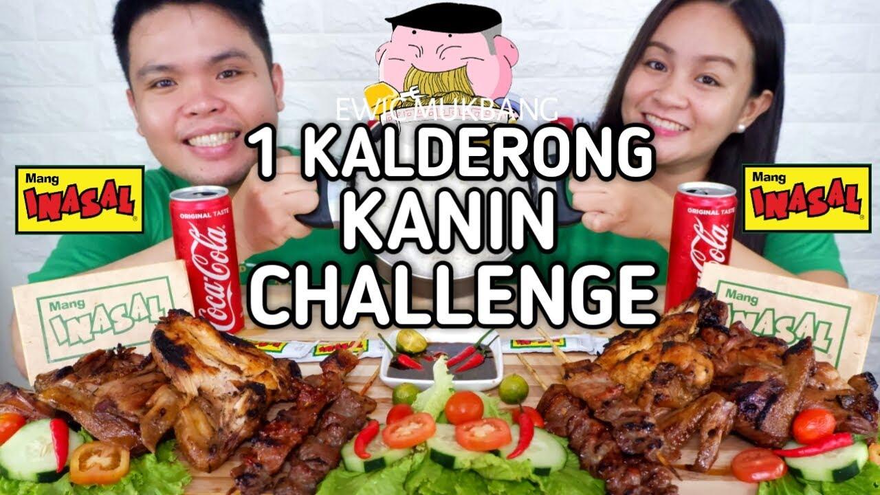 Mang Inasal 1 Kalderong Kanin Challenge, Bangus Sisig, 6pcs Pork Barbeque Collab @Sharlene Tierro
