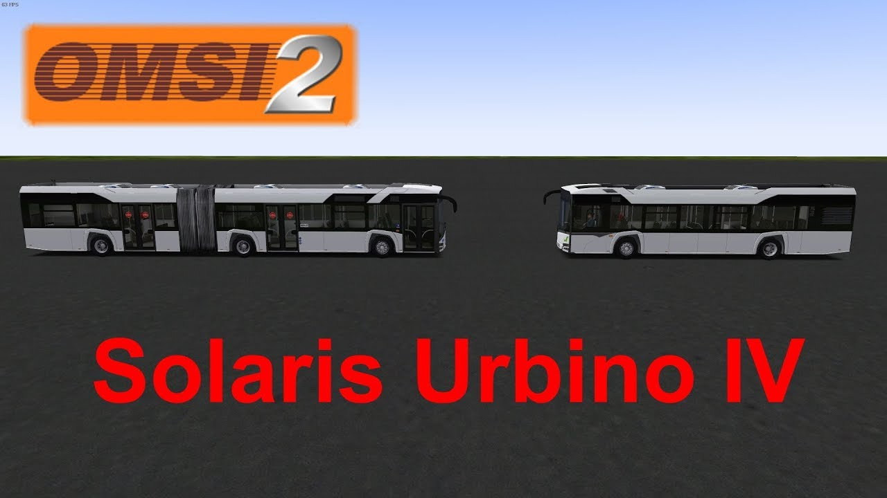 OMSI 2 Solaris Urbino IV Vorstellung + DOWNLOAD