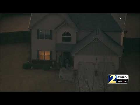 RAW VIDEO: Massive law enforcement response to Forsyth County home of terror suspect
