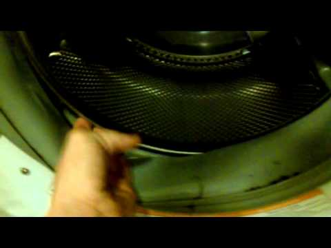 GE Frigidaire Frontload Washer Repair  Part I   The Problem