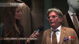 LARDINI | PITTI 93 Interview with LUIGI LARDINI - Fashion Channel