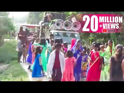 BHOJPURI गाने पर गाँव की शादी में लड़की ने किया कमाल का डांस - Shadi Dance Video 2018