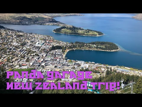 TOYOTA REVIEW AND ADVENTURE TO NEW ZEALAND