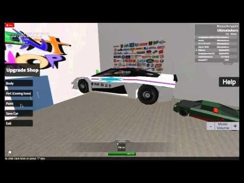 roblox faster car id