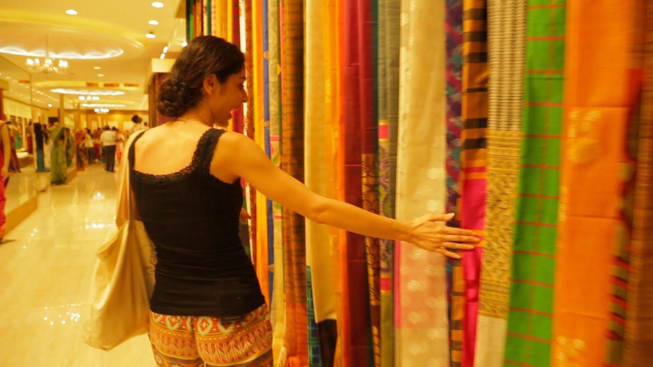 Travel India|| Kochi || - Where To Shop