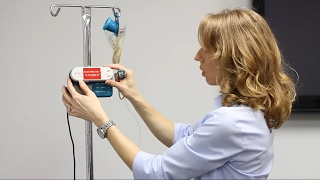 How to Set Up and Start Your Enteralite Infinity Feeding Pump from Shield HealthCare
