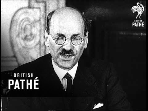 Prime Minister Attlee