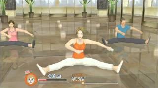 ExerBeat: Stretching HD video game trailer - Nintendo Wii