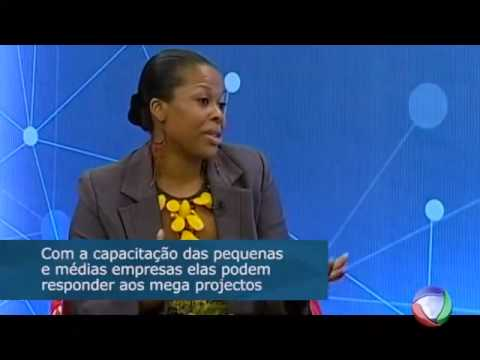 Tania Tome Investment Director - Mozambican SMEs- Business Interview