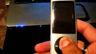 Restauracion de ipod nano 5ta generacion