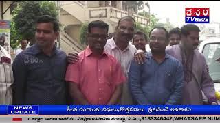 KV RAM Kumar Started Mobile Health Services For Slum Areas@DESHAMTV NEWS