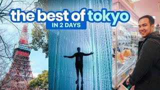 THE BEST OF TOKYO IN 2 DAYS: ITINERARY & BUDGET