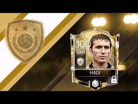 OMG I GOT ICON HAGI !  FULL SBC WALKTHROUGH + PLAYER REVIEW ! FIFA MOBILE